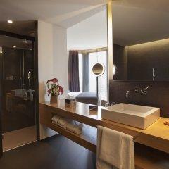 Отель Ohla Barcelona Испания, Барселона - 2 отзыва об отеле, цены и фото номеров - забронировать отель Ohla Barcelona онлайн ванная фото 2