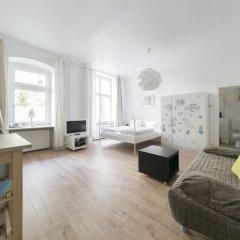 Апартаменты City Apartment Charlottenburg Berlin Берлин комната для гостей