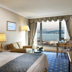 Отель InterContinental Istanbul комната для гостей