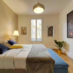 Апартаменты Apartment With 2 Bedrooms in Boulogne-billancourt, With Furnished Terrace and Wifi Булонь-Бийанкур фото 6