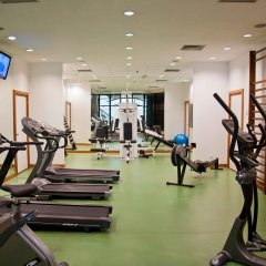 Отель Hf Ipanema Park Порту фитнесс-зал