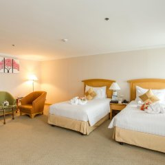 Baiyoke Sky Hotel 4* Номер Делюкс с разными типами кроватей