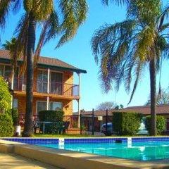 Отель Homestead Motel бассейн фото 3