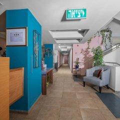 Maris Hotel Израиль, Хайфа - отзывы, цены и фото номеров - забронировать отель Maris Hotel онлайн интерьер отеля фото 3