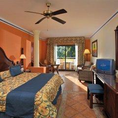 Отель Grand Bahia Principe Turquesa - All Inclusive Доминикана, Пунта Кана - 1 отзыв об отеле, цены и фото номеров - забронировать отель Grand Bahia Principe Turquesa - All Inclusive онлайн комната для гостей фото 4