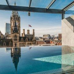Отель King Street Townhouse Великобритания, Манчестер - отзывы, цены и фото номеров - забронировать отель King Street Townhouse онлайн бассейн фото 2