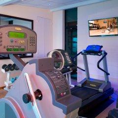 CDH Hotel Villa Ducale Парма фитнесс-зал фото 2