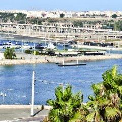 Отель Golden Tulip Farah Rabat Марокко, Рабат - отзывы, цены и фото номеров - забронировать отель Golden Tulip Farah Rabat онлайн пляж фото 2