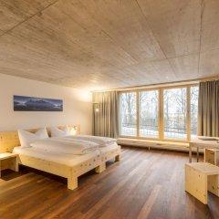Отель Laagers Hotel Garni Швейцария, Самедан - отзывы, цены и фото номеров - забронировать отель Laagers Hotel Garni онлайн комната для гостей фото 5