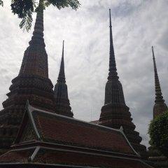 Nivas Siam Hostel Бангкок приотельная территория фото 2