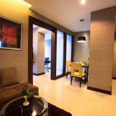 Отель FuramaXclusive Asoke, Bangkok Таиланд, Бангкок - отзывы, цены и фото номеров - забронировать отель FuramaXclusive Asoke, Bangkok онлайн комната для гостей фото 5