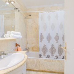 Отель Fidalsa Ave María Испания, Ориуэла - отзывы, цены и фото номеров - забронировать отель Fidalsa Ave María онлайн ванная