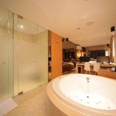 Отель POP1 Hotel Южная Корея, Сеул - отзывы, цены и фото номеров - забронировать отель POP1 Hotel онлайн ванная
