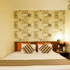 Saigon Crystal Hotel комната для гостей фото 5