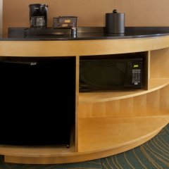 Отель Springhill Suites Minneapolis-St Paul Airpt/Mall Of America Блумингтон удобства в номере фото 2