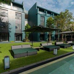Отель Theatre Residence Таиланд, Бангкок - 1 отзыв об отеле, цены и фото номеров - забронировать отель Theatre Residence онлайн спортивное сооружение