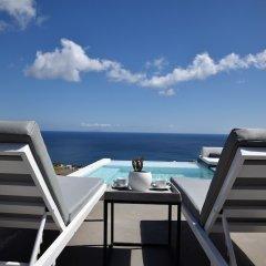 Отель Horizon Mills Villas & Suites Греция, Остров Санторини - отзывы, цены и фото номеров - забронировать отель Horizon Mills Villas & Suites онлайн бассейн фото 2