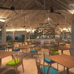 Отель Dhigali Maldives Мальдивы, Медупару - отзывы, цены и фото номеров - забронировать отель Dhigali Maldives онлайн питание фото 2