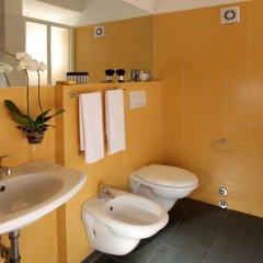 Отель Ciampino Италия, Чампино - 6 отзывов об отеле, цены и фото номеров - забронировать отель Ciampino онлайн ванная фото 2