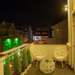 Отель Dalat Holiday Далат балкон