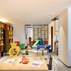 Отель Le Meridien Goa Calangute детские мероприятия