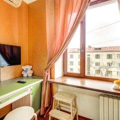 Хостел Авита Авиамоторная комната для гостей фото 4