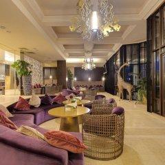 Отель Barceló Royal Beach Болгария, Солнечный берег - 1 отзыв об отеле, цены и фото номеров - забронировать отель Barceló Royal Beach онлайн питание фото 2