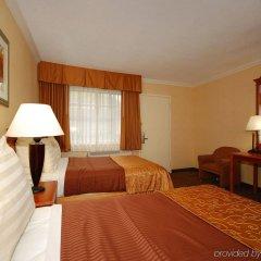 Отель Best Western Hollywood Plaza Inn США, Лос-Анджелес - отзывы, цены и фото номеров - забронировать отель Best Western Hollywood Plaza Inn онлайн комната для гостей