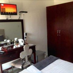 Отель Gie's Guesthouse Габороне удобства в номере
