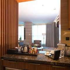 Отель Lancaster Bangkok в номере фото 2