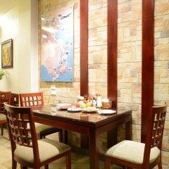 Отель Golden Land Hotel Вьетнам, Ханой - 1 отзыв об отеле, цены и фото номеров - забронировать отель Golden Land Hotel онлайн питание фото 2