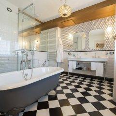 Hotel Duca D'Aosta Аоста ванная