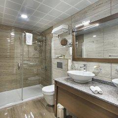 Sarikonak Boutique & SPA Hotel Турция, Амасья - отзывы, цены и фото номеров - забронировать отель Sarikonak Boutique & SPA Hotel онлайн ванная