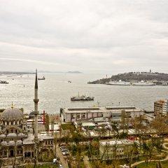 Witt Istanbul Hotel пляж