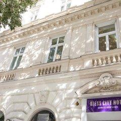 Отель Riess City Hotel Австрия, Вена - 4 отзыва об отеле, цены и фото номеров - забронировать отель Riess City Hotel онлайн городской автобус