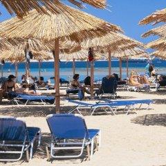 Отель Solymar Makadi Sun пляж