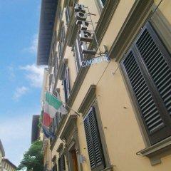 Отель Cimabue Италия, Флоренция - 1 отзыв об отеле, цены и фото номеров - забронировать отель Cimabue онлайн балкон