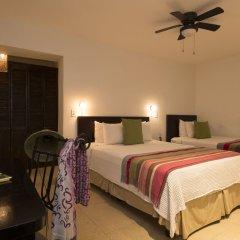 Отель Club Yebo Плая-дель-Кармен комната для гостей фото 4