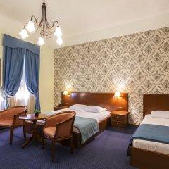 Отель Villa Kalemegdan Сербия, Белград - отзывы, цены и фото номеров - забронировать отель Villa Kalemegdan онлайн комната для гостей фото 3