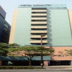 Отель Toyoko Inn Hakata-Guchi Ekimae Gion Хаката парковка