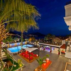 Samira Exclusive Hotel & Apartments Турция, Калкан - отзывы, цены и фото номеров - забронировать отель Samira Exclusive Hotel & Apartments онлайн балкон