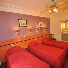 Grand Hotel de Turin комната для гостей фото 2