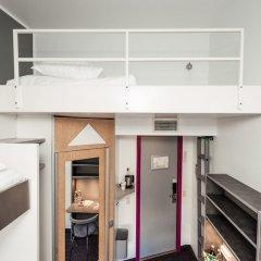 CABINN Scandinavia Hotel сейф в номере