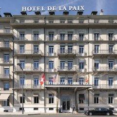 Отель The Ritz-Carlton, Hotel de la Paix, Geneva Швейцария, Женева - отзывы, цены и фото номеров - забронировать отель The Ritz-Carlton, Hotel de la Paix, Geneva онлайн фото 10