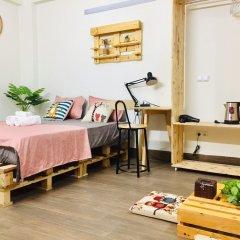 Отель Night Market Homestay Вьетнам, Ханой - отзывы, цены и фото номеров - забронировать отель Night Market Homestay онлайн комната для гостей фото 5