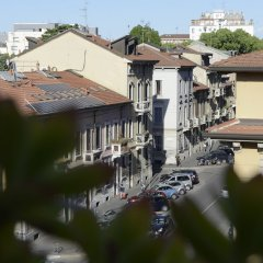 Hotel Florence балкон