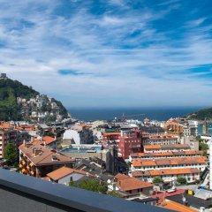 Отель Koisi Hostel Испания, Сан-Себастьян - отзывы, цены и фото номеров - забронировать отель Koisi Hostel онлайн балкон
