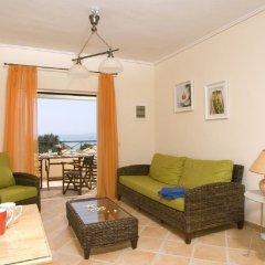 Отель Riviera Barbati Корфу комната для гостей фото 5