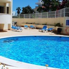 Отель TURIM Algarve Mor Hotel Португалия, Портимао - отзывы, цены и фото номеров - забронировать отель TURIM Algarve Mor Hotel онлайн бассейн фото 2