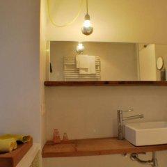 Отель BlancoooNachten Бельгия, Антверпен - отзывы, цены и фото номеров - забронировать отель BlancoooNachten онлайн ванная